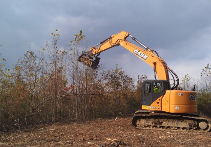 Site Clearing & Land Clearing Services in VA, MD, NC, WV